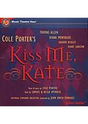 Cast Recording - Kiss Me Kate [Highlights] (Music CD)