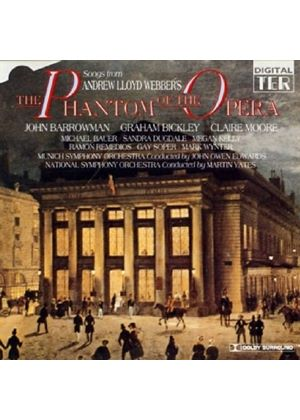 Cast Recording - The Phantom Of The Opera (Music CD)