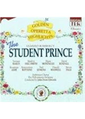 Original Cast Recording - The Student Prince