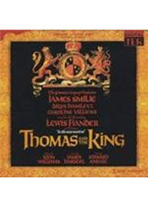 1975 London Cast - Thomas And The King (Music CD)