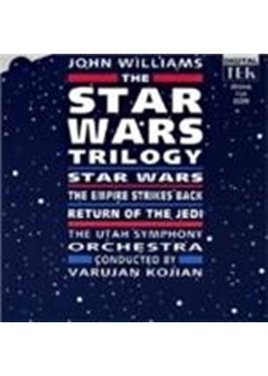 UTAH SYMPHONY ORCHESTRA - Star Wars Trilogy