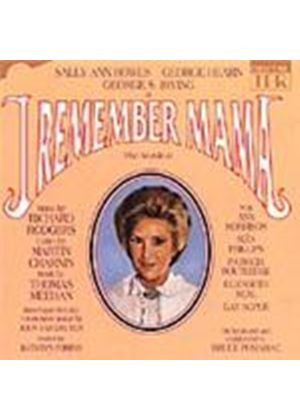 Original Studio Cast - I Remember Mama (Music CD)