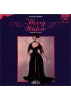 1986 London Cast/New Sadler's Wells Opera Choir/Orchest ra - Merry Widow, The (Music CD)