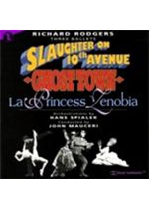 Richard Rodgers - Ghost Town/Slaughter On Tenth Avenue/La Princesse Zenob ia (Music CD)