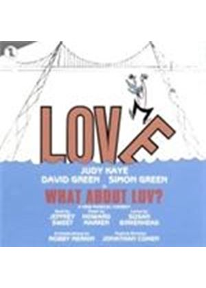 Original Cast - What About Luv (Music CD)