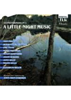 Cast Recording - Little Night Music, A (Music CD)