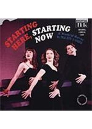Various Artists - Starting Here Starting Now (Music CD)