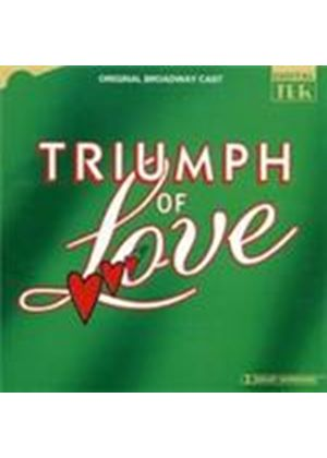 Original Broadway Cast - Triumph Of Love (Music CD)