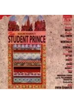 1990 Studio Cast/Ambrosian Chorus/Philharmonia Orchestr a - Student Prince, The (Music CD)