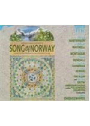 Broadway Cast & The Ambrosian Chorus/Philharmonia Orche stra - Song Of Norway, The (Music CD)