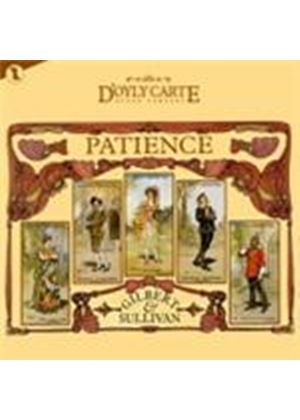 D'Oyly Carte Opera Chorus - Patience (Music CD)