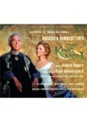 1996 Broadway Cast/National Symphony Orchestra - King And I, The (Music CD)