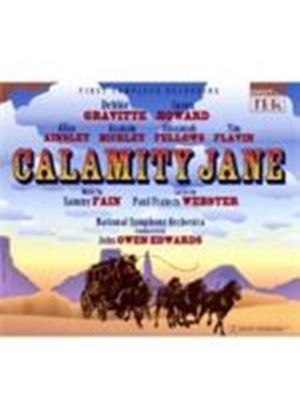 Various Artists - Calamity Jane (First Complete Recording) (Music CD)