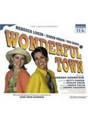 National Symphony Orchestra - Wonderful Town (Music CD)