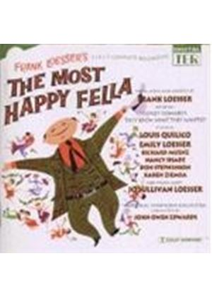 Broadway Cast - Most Happy Fella, The (Music CD)