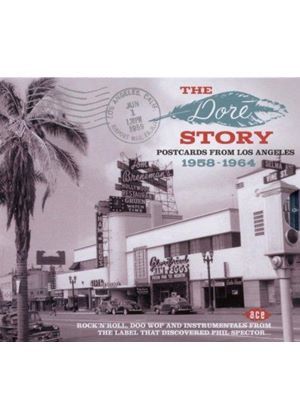 Various Artists - Dore Story (Postcard From East Los Angeles 1958-64) (Music CD)