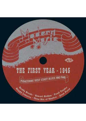 Various Artists - Modern Music (The First Year 1945) (Music CD)