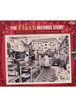 Various Artists - Flash Records Story (Music CD)