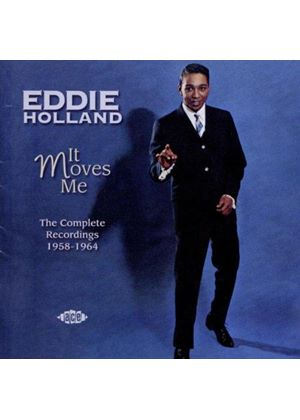 Eddie Holland - It Moves Me (The Complete Recordings 1958-1964) (Music CD)