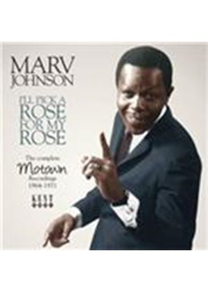Marv Johnson - I'll Pick A Rose For My Rose (The Complete Motown Recordings 1964-1971) (Music CD)