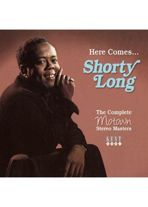 Shorty Long - Here Comes… The Complete Motown Stereo Masters (Music CD)