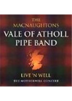 Macnaughtons, Vale Of... (The) - Live 'n' Well