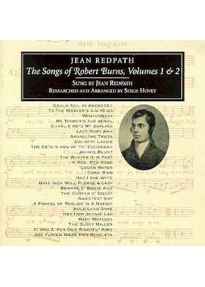 Jean Redpath - Songs Of Robert Burns Vol.1 & 2, The