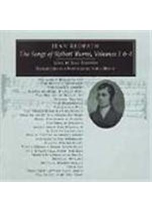 Jean Redpath - Songs Of Robert Burns Vol.3 & 4, The
