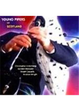 Various Artists - Young Pipers Of Scotland