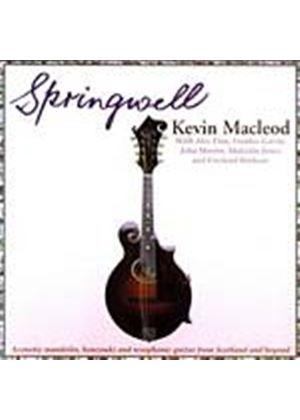 Kevin Macleod - Springwell (Music CD)