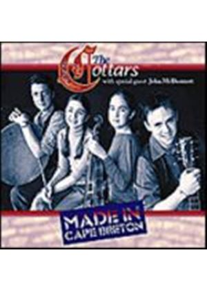 The Cottars - Made In Cape Breton (Music CD)