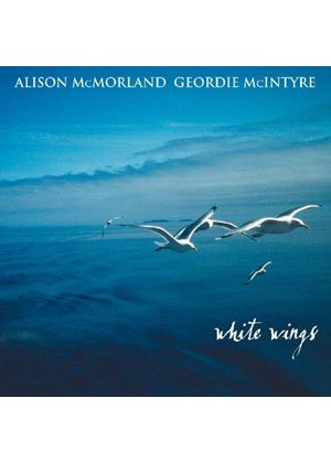 Alison McMorland - WHITE WINGS