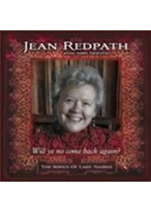 Jean Redpath & Abby Newton - Will Ye No' Come Back Again (The Songs Of Lady Nairn) (Music CD)
