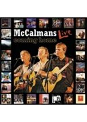 McAlmans (The) - Coming Home - Live (Music CD)