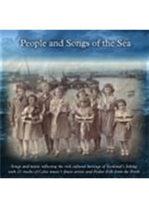 Various Artists - People And Songs Of The Sea (Music CD)