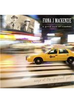 Fiona Mackenzie - Deagh Dheis Aodaich (A Good Suit Of Clothes - Songs Of The Emigrant Gael) (Music CD)