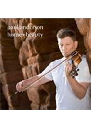 Paul Anderson - Home And Beauty (Music CD)
