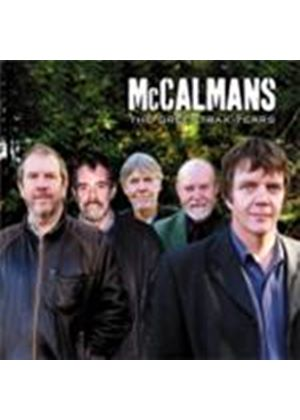 McCalmans (The) - Greentrax Years, The (Music CD)