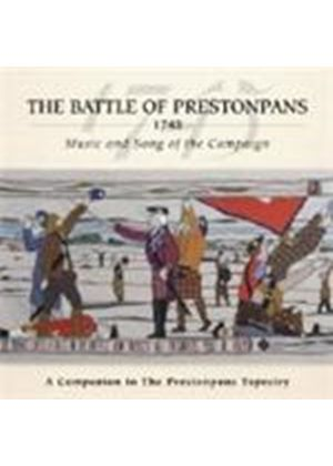 Various Artists - Battle Of Prestonpans, The (1745 Music And Song Of The Camp) (Music CD)