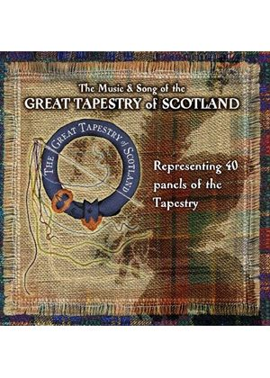 Various Artists - Music and Songs of the Great Tapestry of Scotland (Music CD)