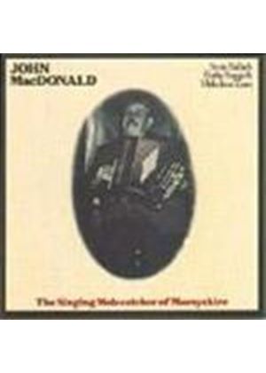 John MacDonald - Singing Molecatcher Of Morayshire, The