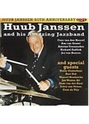 Huub Janssen Amazing Jazzband (The) - 50th Anniversary Vol.1