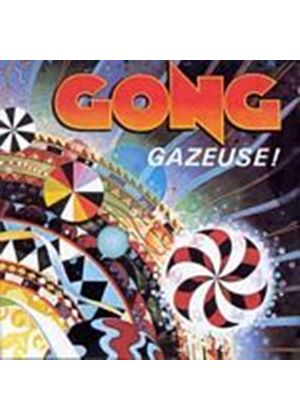 Gong - Gazeuse (Music CD)