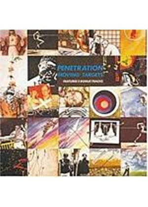 Penetration - Moving Targets (Music CD)