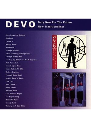 Devo - Duty Now For Future/New Trad (Music CD)