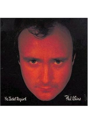 Phil Collins - No Jacket Required (Music CD)