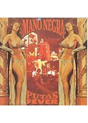Mano Negra - Putas Fever (Music CD)