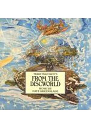 Dave Greenslade - From The Discworld (Music CD)