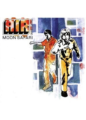 Air - Moon Safari (Music CD)