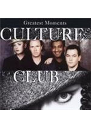 Culture Club - Greatest Moments (Music CD)
